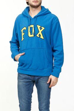 Толстовка Fox                                                                                                              синий цвет