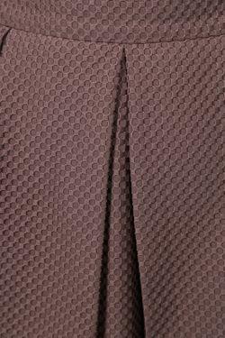 Юбка Joe Suis                                                                                                              коричневый цвет