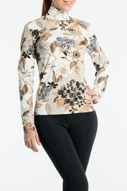 Блуза Monamod                                                                                                              бежевый цвет