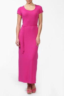 Платье Sela                                                                                                              фиолетовый цвет