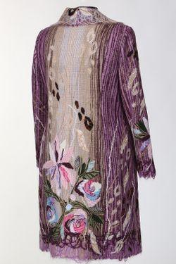 Пальто Yuko-Selena                                                                                                              бежевый цвет