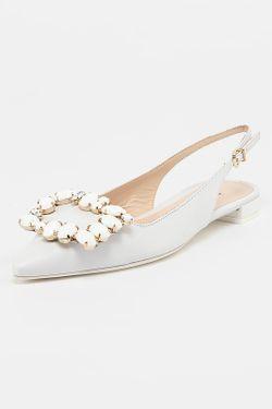 Туфли Roberto Festa                                                                                                              белый цвет