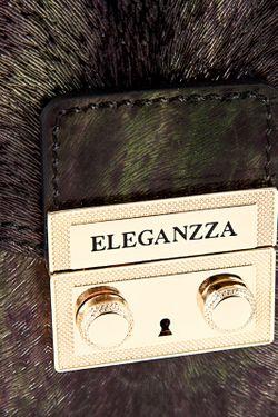 Сумка Eleganzza                                                                                                              зелёный цвет