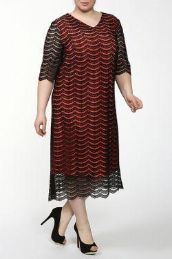 Платье Lia Mara                                                                                                              оранжевый цвет