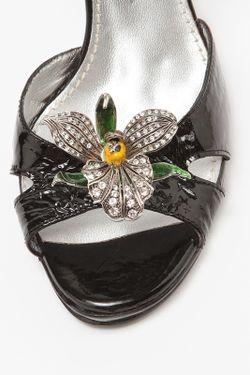 Босоножки Enzo Logana                                                                                                              чёрный цвет