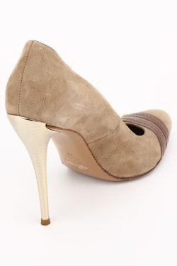 Туфли Enzo Logana                                                                                                              бежевый цвет
