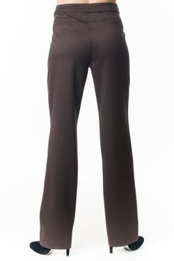 Брюки Monamod                                                                                                              коричневый цвет