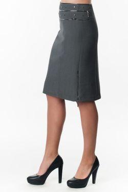 Юбка Monamod                                                                                                              серый цвет
