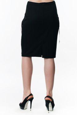 Юбка Monamod                                                                                                              черный цвет
