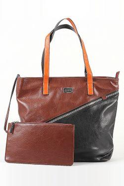 Сумка Leighton                                                                                                              коричневый цвет