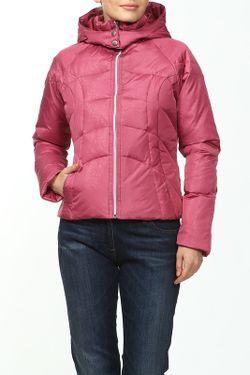 Куртка ARMANI JEANS                                                                                                              фиолетовый цвет