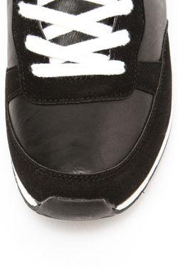 Кроссовки Nobbaro                                                                                                              чёрный цвет