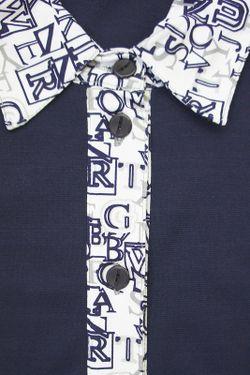 Блуза Leshar                                                                                                              синий цвет