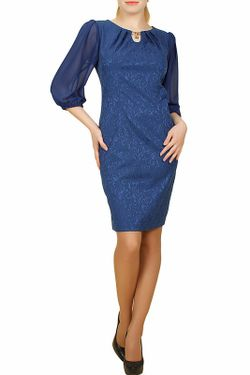 Платье Mankato                                                                                                              синий цвет