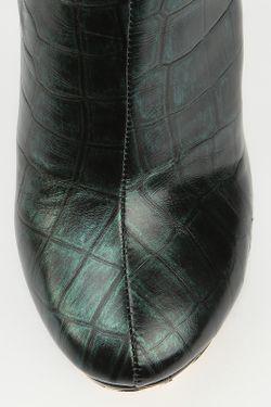 Сапожки Vitacci                                                                                                              зелёный цвет