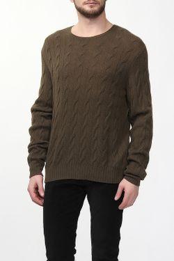 Пуловер Вязаный Ralph Lauren Purple                                                                                                              зелёный цвет