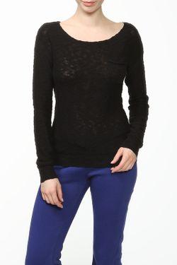 Кофта Fox                                                                                                              чёрный цвет