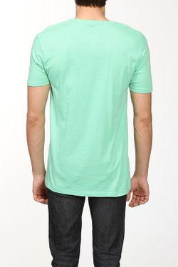 Футболка С Коротким Рукавом Fox                                                                                                              зелёный цвет