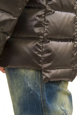 Куртка Пуховая Pavel Yerokin                                                                                                              зелёный цвет