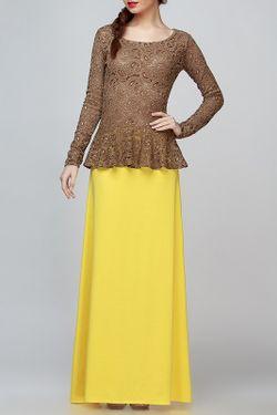 Платье FIFI LAKRES                                                                                                              None цвет