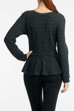 Блуза Monamod                                                                                                              серый цвет