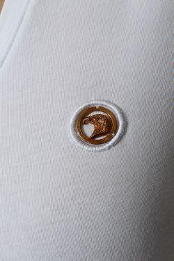 Футболка Stefano Ricci                                                                                                              белый цвет