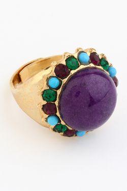 Кольцо AMARO                                                                                                              многоцветный цвет