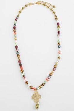 Колье Patricia Bruni                                                                                                              многоцветный цвет