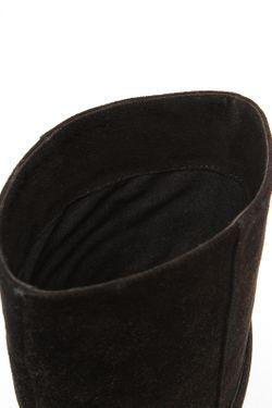 Полусапоги Givenchy                                                                                                              чёрный цвет