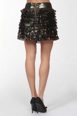 Юбка Marc Jacobs                                                                                                              черный цвет
