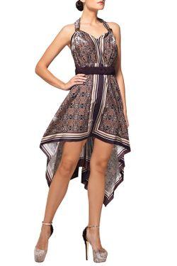Платье Пляжное Lora Grig                                                                                                              многоцветный цвет