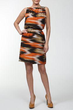 Платье С Ремнем Akris                                                                                                              оранжевый цвет