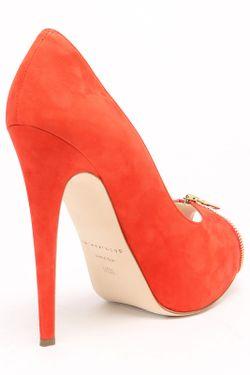 Туфли Brian Atwood                                                                                                              красный цвет