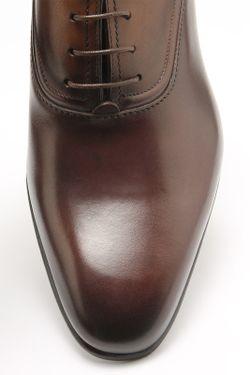 Туфли Lanvin                                                                                                              коричневый цвет