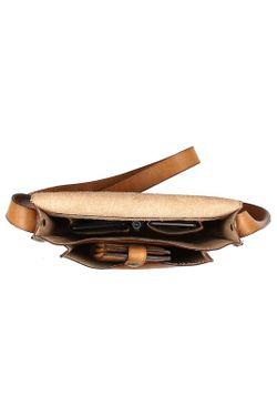 Сумка Кажан Style                                                                                                              коричневый цвет