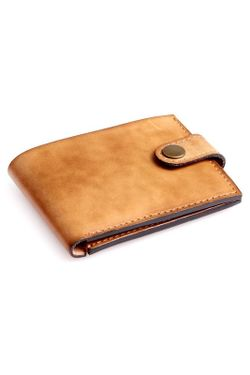 Портмоне Кажан Style                                                                                                              коричневый цвет