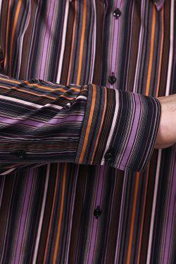 Сорочка GAUCHE                                                                                                              фиолетовый цвет