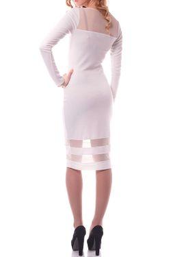 Платье Evercode                                                                                                              белый цвет