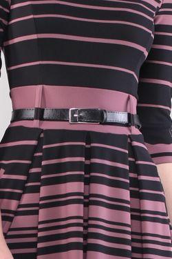 Платье REBECCA TATTI                                                                                                              фиолетовый цвет