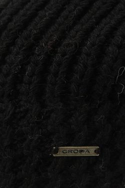 Шапка GROPA                                                                                                              чёрный цвет