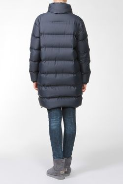 Пальто Add                                                                                                              синий цвет