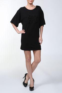 Платье Frankie Morello                                                                                                              чёрный цвет
