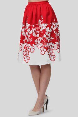 Юбка Roberto Bellini                                                                                                              красный цвет
