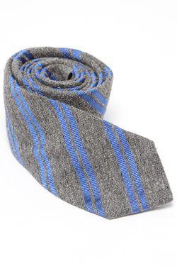Галстук Strellson                                                                                                              синий цвет