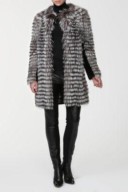Пальто DSA                                                                                                              Серебряный цвет