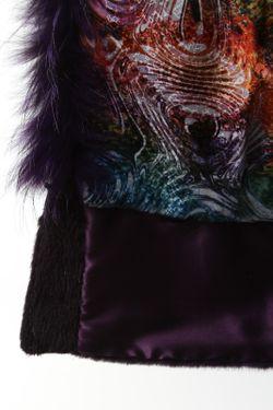 Куртка DSA                                                                                                              фиолетовый цвет