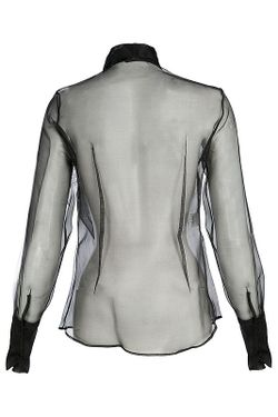 Блуза Rococo                                                                                                              чёрный цвет