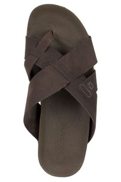 Шлепанцы Kildare                                                                                                              коричневый цвет