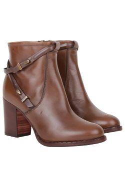Ботинки Alessandro                                                                                                              коричневый цвет