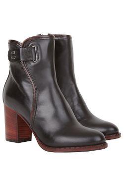 Ботинки Alessandro                                                                                                              черный цвет